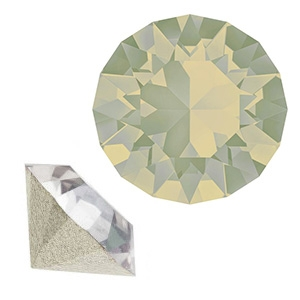 SWAROVSKI® 1088 Light Grey Opal