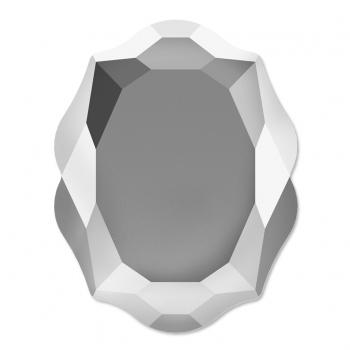 SWAROVSKI® 4142 *Crystal Light Chrome*