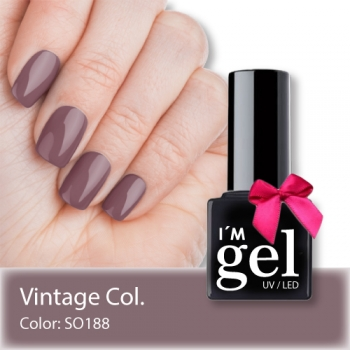 I'm GEL: Vintage Col. No. SO188