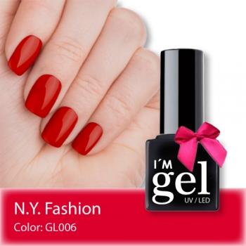 I'm GEL: N.Y.Fashion No. GL006