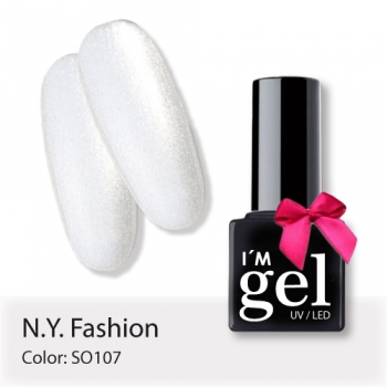 I'm GEL: N.Y.Fashion No. SO107