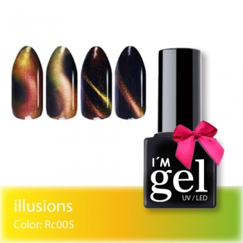 I'm Gel: illusions *Rc005*