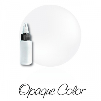 Airbrushfarbe: Opaque White