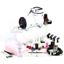 Airbrush-Starterset AS18-6C *Special Pink*