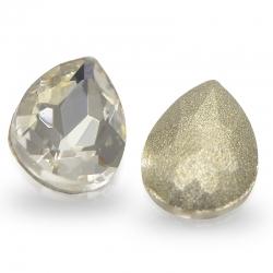 """3 Stück Kristall """"DROP"""" Crystal 10x7mm"""