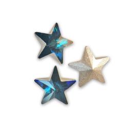 SWAROVSKI® 4745 Sterne Bermuda Blue