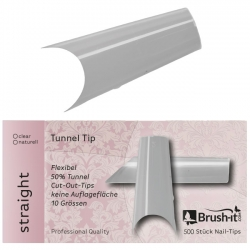 STRAIGHT: Tunnel-Tips incl. Tipbox
