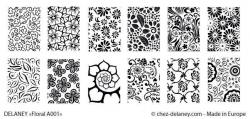 Chez Delaney *Floral A001*