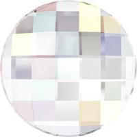 2 Stück SWAROVSKI® 2035 Chessboard Circle