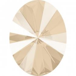 "5 Stück SWAROVSKI® 4122 ""Ivory Cream"" 8x6mm"