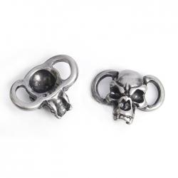 Schuh-Charm Skull