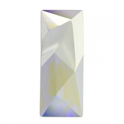 SWAROVSKI®4925 Kaputt Baquette Crystal AB