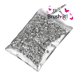 1440 Stück BlingBling Nailart-Strasssteine *Crystal*
