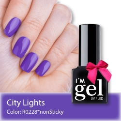 I'm GEL: City Lights No. R0228*nonSticky