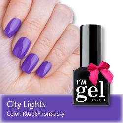 I'm GEL: City Lights No. R0228*nonSticky
