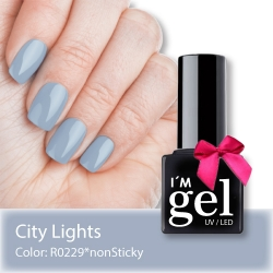 I'm GEL: City Lights No. R0229*nonSticky