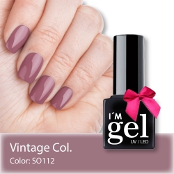 I'm GEL: Vintage Col. No. SO112