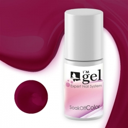 I'M gel: Soak off Color No. G3