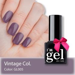 I'm GEL: Vintage Col. No. GL005