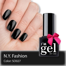 I'm GEL: N.Y.Fashion No. SO027