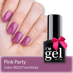 I'm GEL: Pink Party No. R0225*nonSticky