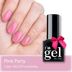 I'm GEL: Pink Party No. R0230*nonSticky