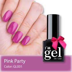 I'm GEL: Pink Party No. GL001