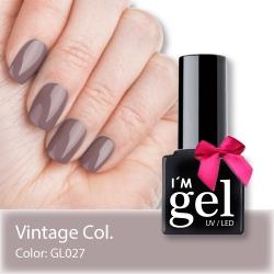 I'm GEL: Vintage Col. No. GL027