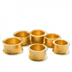 Edelstahl Ring-Set R109 6-teilig