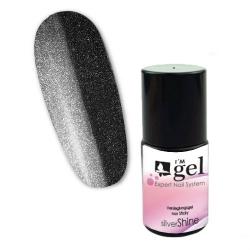 I'M gel: silver.Shine nonSticky