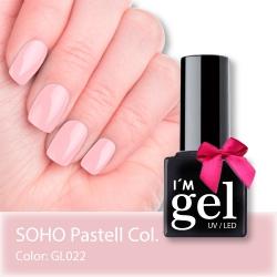 I'm GEL: SoHo Pastell Col. No. GL022