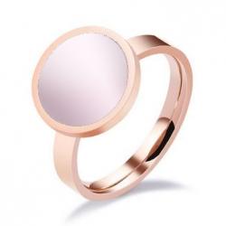 Edelstahl Ring R115