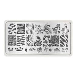 Stamping-Platte J16