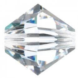 24 Stück SWAROVSKI® 5328 Bicone Crystal 6mm