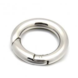 Edelstahl Ketten-Ring