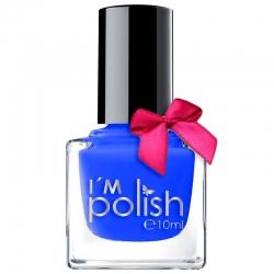I'm Polish *Stampinglack neonblau* 10 ml