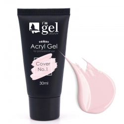 I'M gel: Acryl-Gel TUBE *Cover 1*