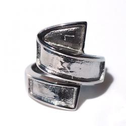 Edelstahl Ring R150