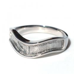 Edelstahl Ring R155