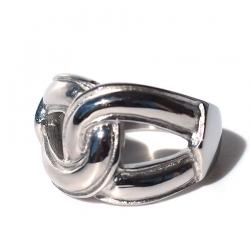 Edelstahl Ring R156