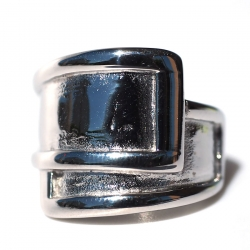 Edelstahl Ring R158