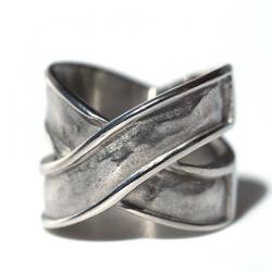Edelstahl Ring R159
