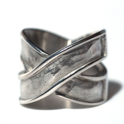 Edelstahl Ring R159 Gr. 20