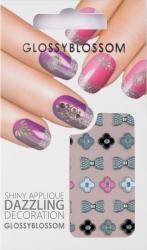Nail-Sticker Glossy Blossom No. 597