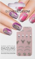 Nail-Sticker Glossy Blossom No. 633