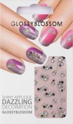 Nail-Sticker Glossy Blossom No. 635