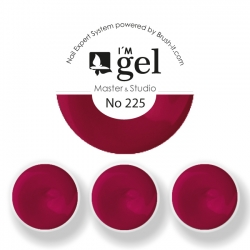 I'M gel EXPERT: Color Gel No. 225