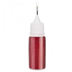 NAIL.ART Glitter in the bottle *red*