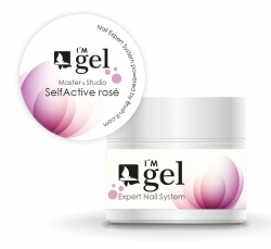 I'M gel EXPERT: Self Active rosé