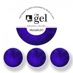 I'M gel EXPERT: Color Gel Metallic No. 83